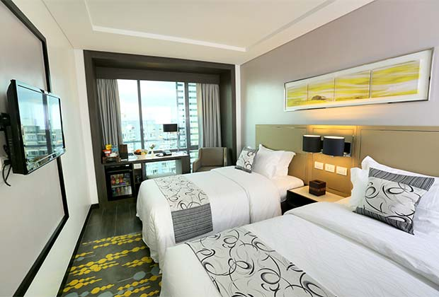 Belmont Hotel Manila in Newport City, Pasay, Philippines |