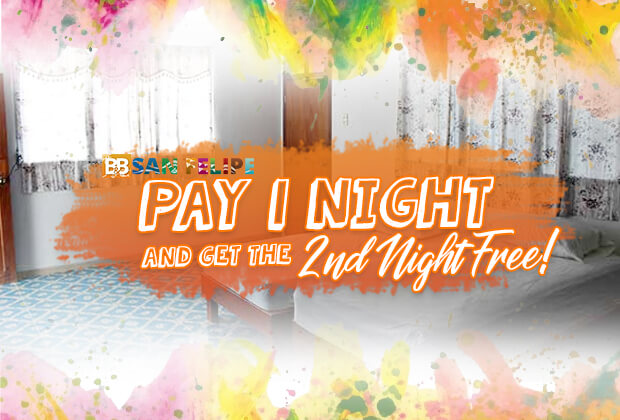 Pay1NightGet2ndNightFree