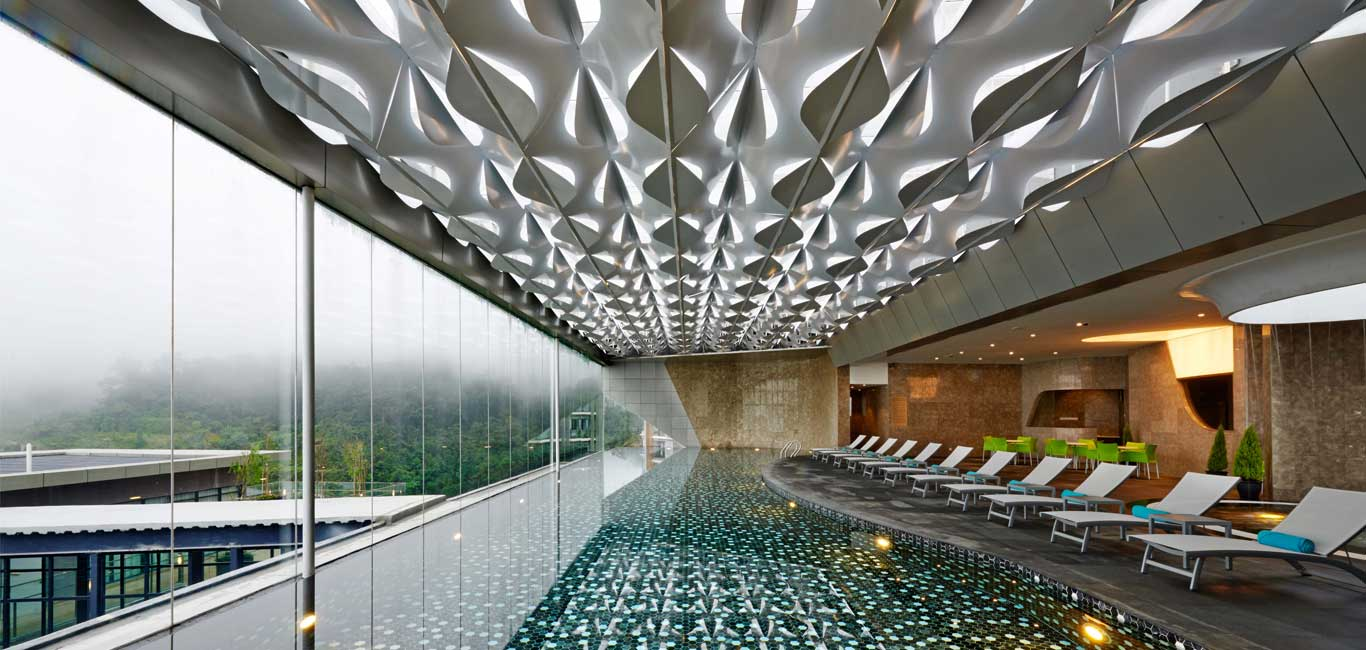 Grand Ion Delemen Hotel in Genting Highlands, Malaysia