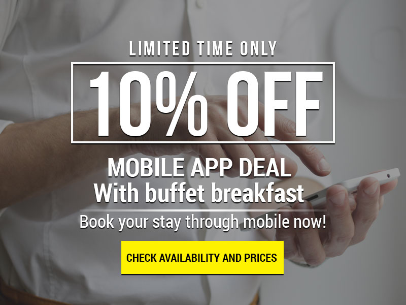 Mobile Deal With Breakfast