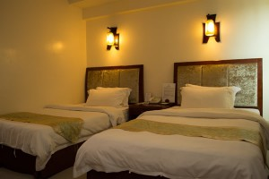 Deluxe Room (Twin beds /King bed)