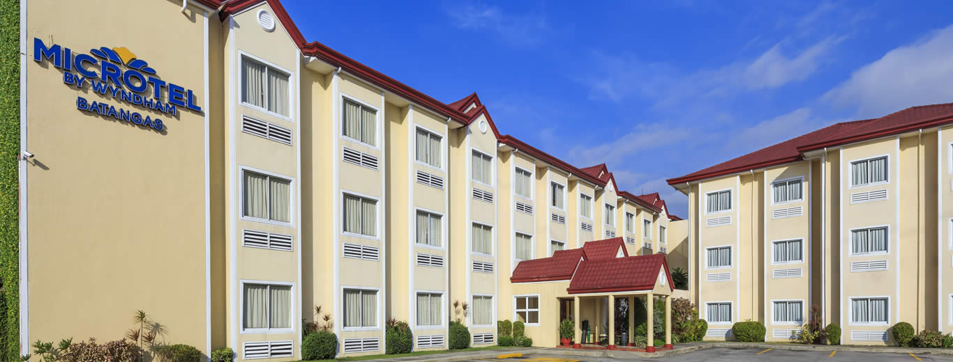 Microtel by Wyndham - Sto. Tomas in Batangas, Philippines